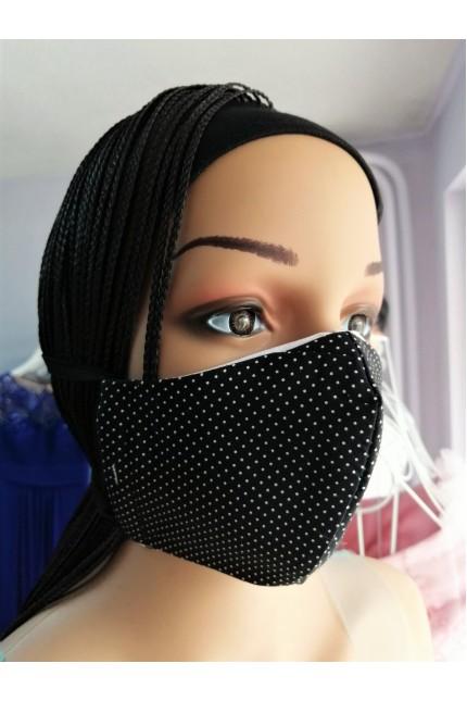 Мъжка четирислойна предпазна маска за многократна употреба(M01)